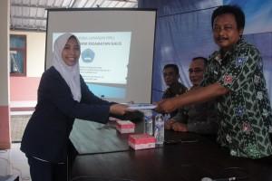 PKL mahasiswa prodi D III Keb.Bangkalan tahun 2016