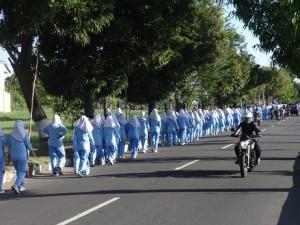 Lomba HUT RI 2016-Jalan Sehat