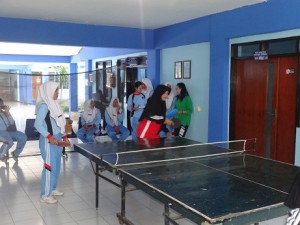Lomba HUT RI 2016-Lomba Tenis Meja