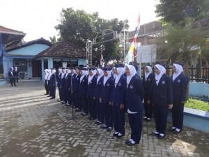 Upacara PPSM 2016-Paduan Suara