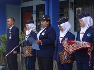 Upacara PPSM 2016-Sambutan Ketua Pelaksana