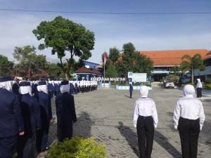 Upacara PPSM 2016-Upacara
