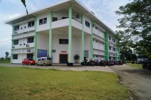 Kampus Prodi Kebidanan Bojonegoro (Tampak Depan)